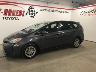 Used 2016 Toyota Prius V Hybride, Caméra for sale in St-Hubert, QC