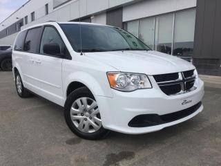 Used 2016 Dodge Grand Caravan SXT  Stow n Go for sale in Ste-Marie, QC
