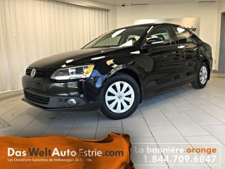 Used 2014 Volkswagen Jetta 2.0 Tdi Trend+, Gr for sale in Sherbrooke, QC