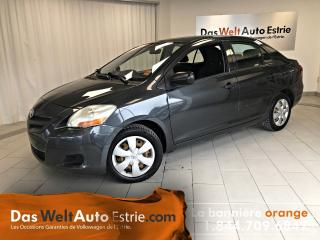 Used 2008 Toyota Yaris Base, /réparé for sale in Sherbrooke, QC