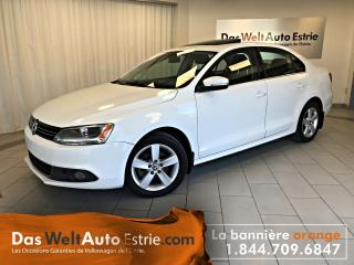Used 2014 Volkswagen Jetta 2.0 Tdi Comfort, Gr for sale in Sherbrooke, QC