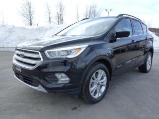 Used 2018 Ford Escape SEL AWD CUIR, TOIT, PANO, GPS for sale in Vallée-Jonction, QC