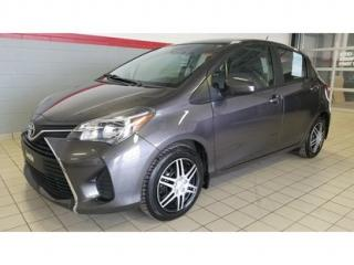 Used 2017 Toyota Yaris LE for sale in Terrebonne, QC