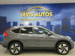 Used 2016 Honda CR-V Touring Awd Gps Cuir for sale in Lévis, QC