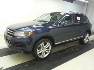 Used 2011 Volkswagen Touareg TDI COMFRTLINE~NAVI~162,000KMS~DIESEL !! for sale in Burlington, ON