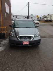 Used 2009 Honda Odyssey EX-L for sale in Kitchener, ON