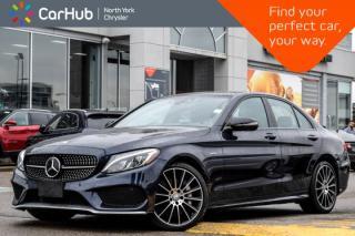 Used 2016 Mercedes-Benz C-Class C 450 AMG|Driving.Pkgs|AMG.Styling.Pkg|Keyless.Go.Pkg|19