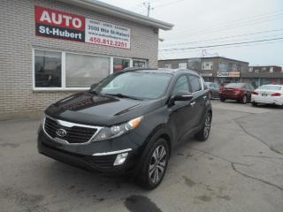 Used 2012 Kia Sportage EX AWD for sale in St-Hubert, QC