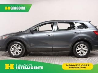 Used 2015 Mazda CX-9 GS AWD CUIR TOIT NAV for sale in St-Léonard, QC