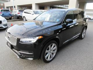 Used 2017 Volvo XC90 T6 AWD Inscription CERTIFIED | NO ACCIDENTS | LEATHER | NAVI for sale in Vancouver, BC