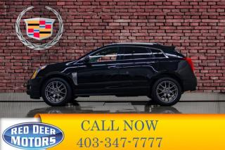 Used 2015 Cadillac SRX AWD Performance Leather Roof Nav for sale in Red Deer, AB