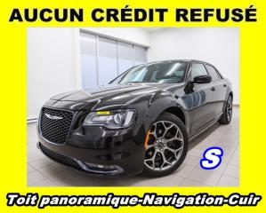 Used 2016 Chrysler 300 S Navigation Cuir for sale in St-Jérôme, QC
