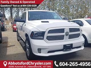 Used 2014 RAM 1500 Sport *ACCIDENT FREE* *LOCALLY DRIVEN* for sale in Abbotsford, BC