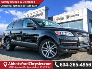 Used 2007 Audi Q7 3.6 Premium Accident Free for sale in Abbotsford, BC