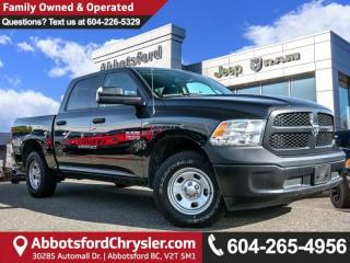 Used 2016 RAM 1500 ST Accident free, Locally driven for sale in Abbotsford, BC