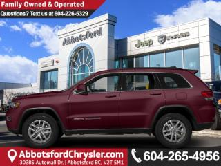 New 2019 Jeep Grand Cherokee Laredo - Sunroof for sale in Abbotsford, BC