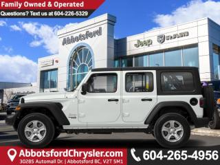 New 2019 Jeep Wrangler Unlimited Rubicon - Leather Seats for sale in Abbotsford, BC
