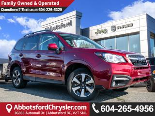 Used 2018 Subaru Forester 2.5i Limited *ACCIDENT FREE* *LOCALLY DRIVEN* for sale in Abbotsford, BC