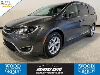 Used 2018 Chrysler Pacifica Touring-L Plus CLEAN CARFAX, REAR ENTERTAINMENT, PANORAMIC SUNROOF for sale in Calgary, AB