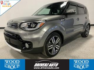 Used 2017 Kia Soul EX Tech LEATHER ,ROOF,NAVI, BLISS. for sale in Calgary, AB