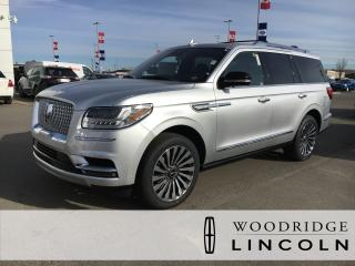 New 2019 Lincoln Navigator Reserve for sale in Calgary, AB