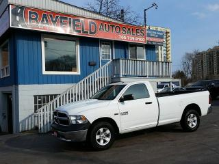 Used 2014 RAM 1500 Regular Cab 4x4 Long Box **5.7L HEMI/Remote Entry/Alloys** for sale in Barrie, ON