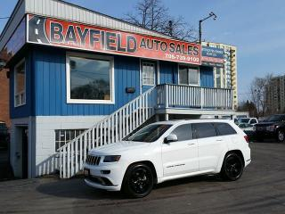 Used 2015 Jeep Grand Cherokee Overland for sale in Barrie, ON