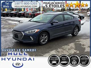 Used 2018 Hyundai Elantra Gl, Apple Carplay for sale in Gatineau, QC