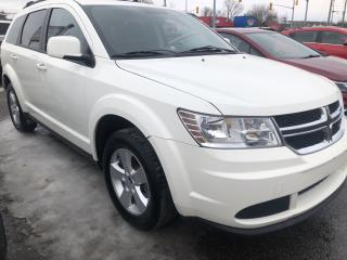 Used 2013 Dodge Journey CVP/SE Plus Just traded! Auto, Air, Cruise with Pwr Windows, Keyless Entry and Alloys! for sale in Kemptville, ON