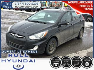 Used 2013 Hyundai Accent Gls T.ouvrant for sale in Gatineau, QC