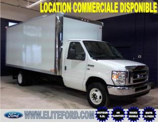 Used 2018 Ford E450 E-450, AIR CLIMATISÉ, BOITE 16 PIEDS for sale in St-Jérôme, QC