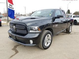 Used 2016 RAM 1500 SPORT for sale in Kemptville, ON