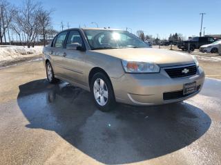 Used 2007 Chevrolet Malibu LT Alloys/Remote Start/New Brakes! for sale in Winnipeg, MB