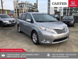 Used 2015 Toyota Sienna for sale in Vancouver, BC