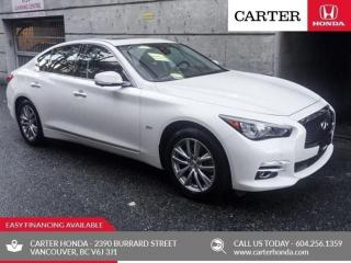 Used 2016 Infiniti Q50 for sale in Vancouver, BC