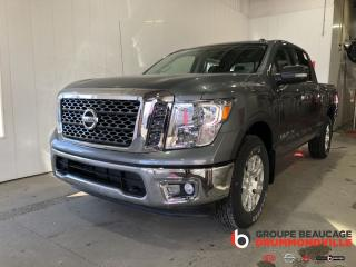 Used 2018 Nissan Titan SV for sale in Drummondville, QC