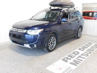 Used 2015 Mitsubishi Outlander GT for sale in Red Deer, AB