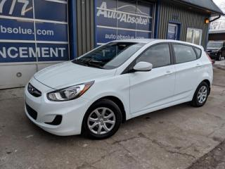 Used 2012 Hyundai Accent GL A/C for sale in Boisbriand, QC