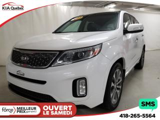 Used 2015 Kia Sorento Sx V6 Awd Cuir for sale in Québec, QC