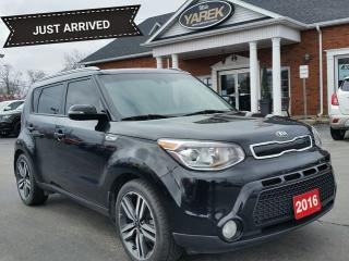 Used 2016 Kia Soul SX Luxury, Heated/Cooled Seats, NAV, Pano Roof, Back Up Cam, Bluetooth for sale in Paris, ON