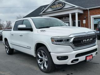 Used 2019 RAM 1500 Limited 4x4 for sale in Paris, ON