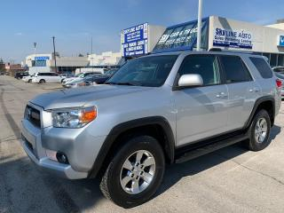 Used 2011 Toyota 4Runner SR5 V6 1 OWNER|ACCIDENT FREE|4X4|ALLOYS| for sale in Concord, ON