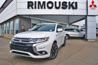 Used 2018 Mitsubishi Outlander SE Tourisme Hybride rechargeable for sale in Rimouski, QC