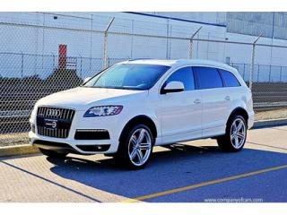 Used 2013 Audi Q7 3.0L Sport for sale in Vancouver, BC