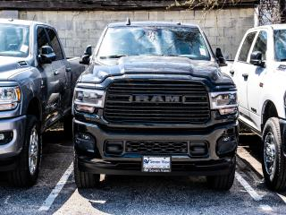New 2019 RAM 2500 Laramie Black Edition|LEATHER|SUNROOF|DEPLOYABLE R for sale in Concord, ON