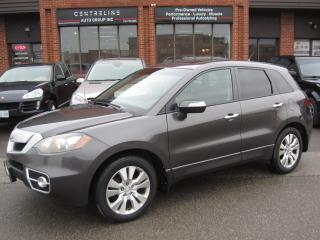 Used 2010 Acura RDX SH-AWD /$6995+HST+LIC FEE/ CLEAN CARFAX REPORT / CERTIFIED for sale in North York, ON