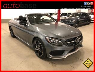 Used 2018 Mercedes-Benz C-Class C43 AMG 4MATIC INTELLIGENT DRIVE PREMIUM LED for sale in Vaughan, ON