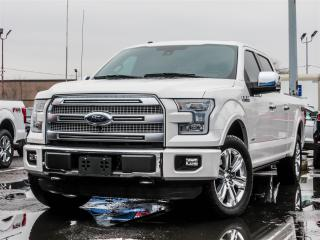 Used 2016 Ford F-150 PLATINUM for sale in Thornhill, ON