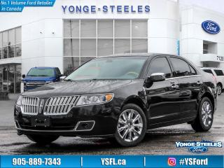 Used 2010 Lincoln MKZ for sale in Thornhill, ON