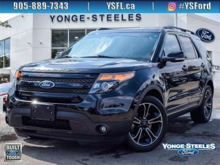 Used 2015 Ford Explorer SPORT for sale in Thornhill, ON